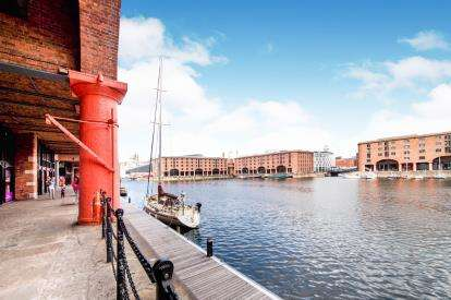 3 Bedrooms Flat for sale in The Colonnades, Albert Dock, Liverpool, Merseyside, L3