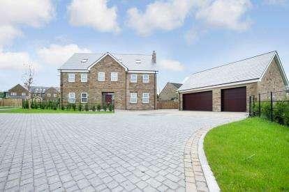 6 Bedrooms Detached House for sale in North Carol Wood, Medburn, Northumberland, NE20
