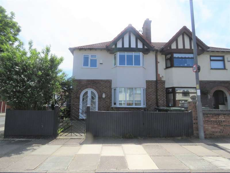 3 Bedrooms House for rent in Brooke Road East, Waterloo, Liverpool