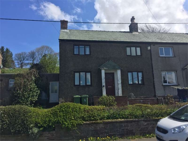 3 Bedrooms Terraced House for sale in 5 Vicarage Terrace, Nenthead, Alston, Cumbria