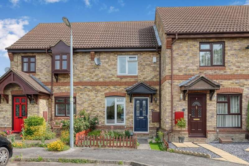 2 Bedrooms Terraced House for sale in Primary Way, Arlesey, Beds SG15 6YE