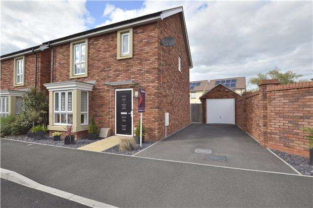 3 Bedrooms Detached House for sale in Feddon Close, Stoke Orchard, GL52