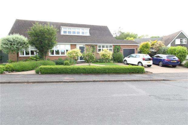 4 Bedrooms Detached House for sale in Island Close, Hinckley, Leicestershire