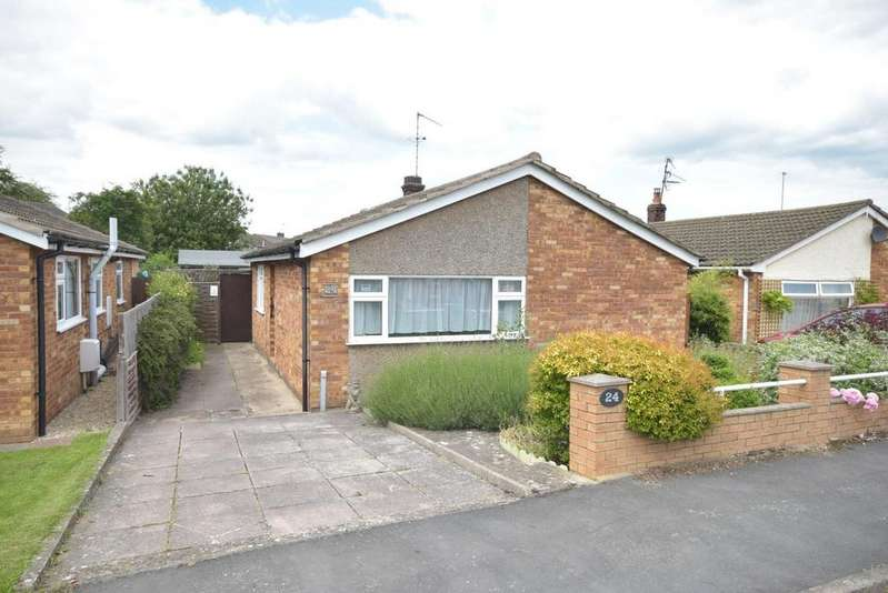 2 Bedrooms Detached Bungalow for sale in NO CHAIN - Balfour Gardens, Market Harborough