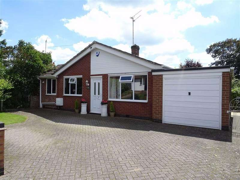 3 Bedrooms Detached Bungalow for sale in Britannia Road, Burbage