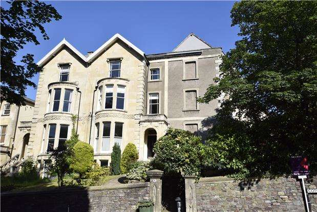 2 Bedrooms Flat for sale in Cotham Brow, BRISTOL, BS6 6AP