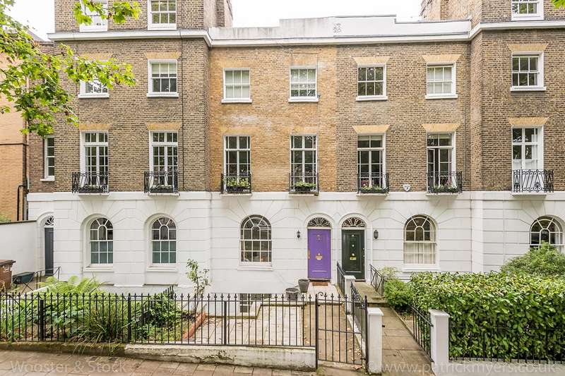 4 Bedrooms Terraced House for sale in Camberwell Grove, Camberwell, SE5