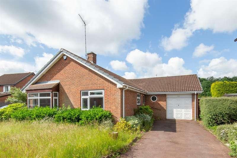 3 Bedrooms Detached Bungalow for sale in Gilder Close, Luton, Bedfordshire