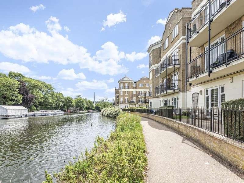 2 Bedrooms Apartment Flat for sale in Regents Riverside, Brigham Road, Reading, RG1