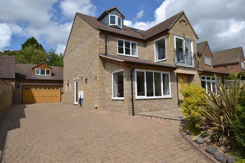 6 Bedrooms Detached House for sale in The Knoll, Uley, Dursley, GL11 5SR