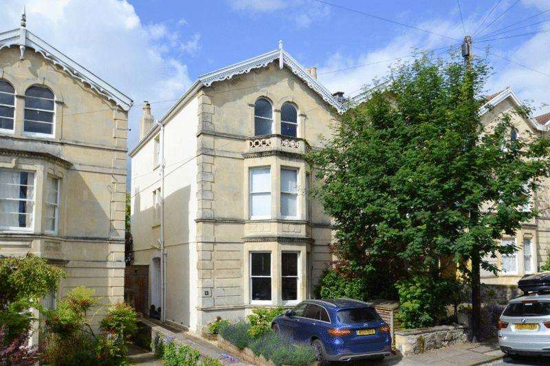5 Bedrooms Semi Detached House for sale in West Shrubbery, Redland