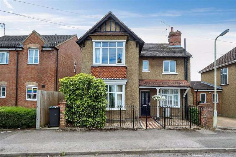 3 Bedrooms Detached House for sale in Ashwell Street, Leighton Buzzard