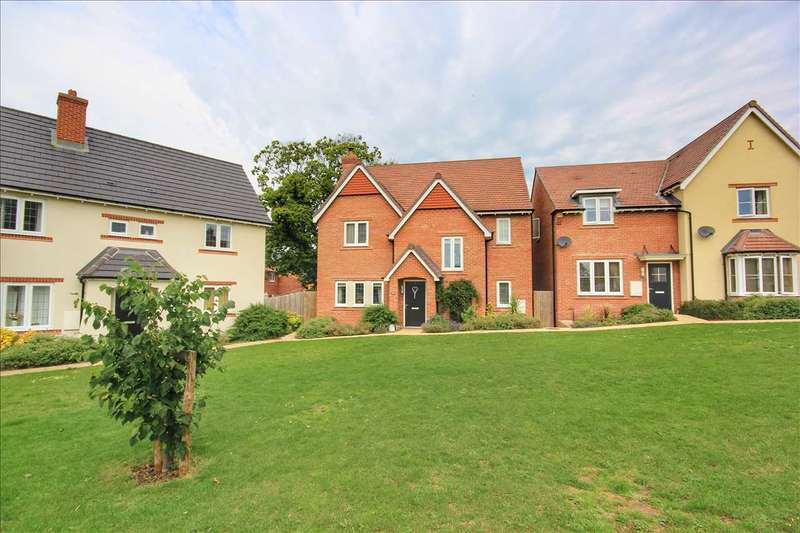 4 Bedrooms Detached House for sale in Clermont Avenue, Sudbury