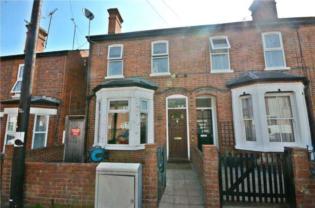 2 Bedrooms End Of Terrace House for sale in Beecham Road, Reading, Berkshire