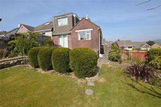 3 Bedrooms Semi Detached Bungalow for sale in Revell Park Road, Plymouth, Devon