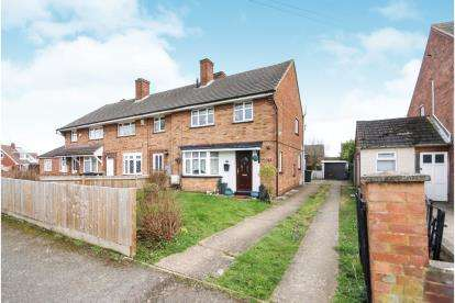 3 Bedrooms End Of Terrace House for sale in St. Marys Road, Wootton, Bedford, Bedfordshire