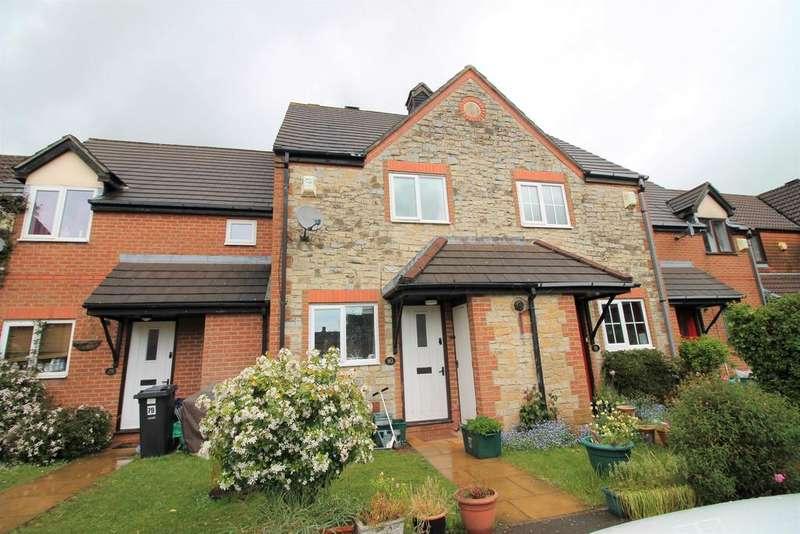 2 Bedrooms Terraced House for rent in Hayleaze, Brimsham Park, Yate, Bristol BS37