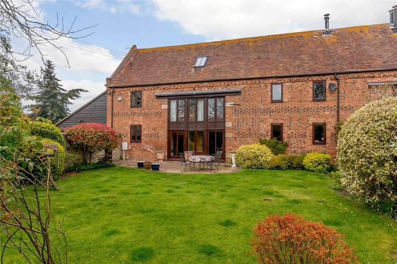 5 Bedrooms Semi Detached House for sale in Manor Barn, Station Road, Ripple, Tewkesbury, GL20