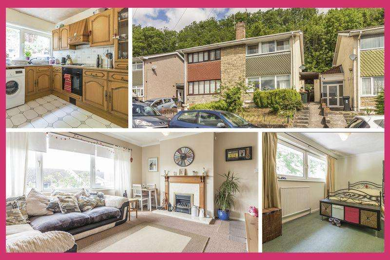 3 Bedrooms Semi Detached House for sale in Lawrence Hill Avenue, Newport - REF# 00006996 - View 360 Tour at