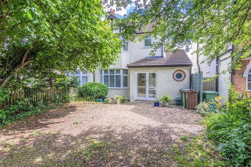 4 Bedrooms Semi Detached House for sale in Hatfield Road, St Albans, Hertfordshire