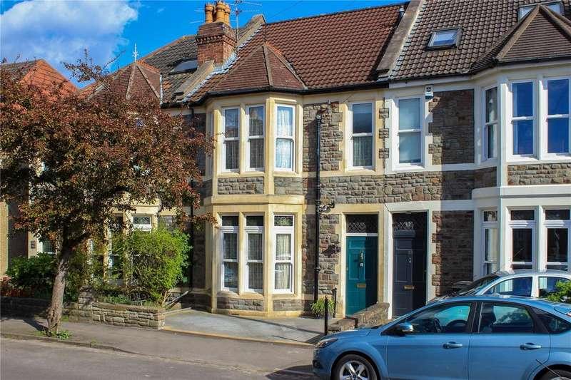 3 Bedrooms Terraced House for sale in Kennington Avenue, Bishopston, Bristol, BS7
