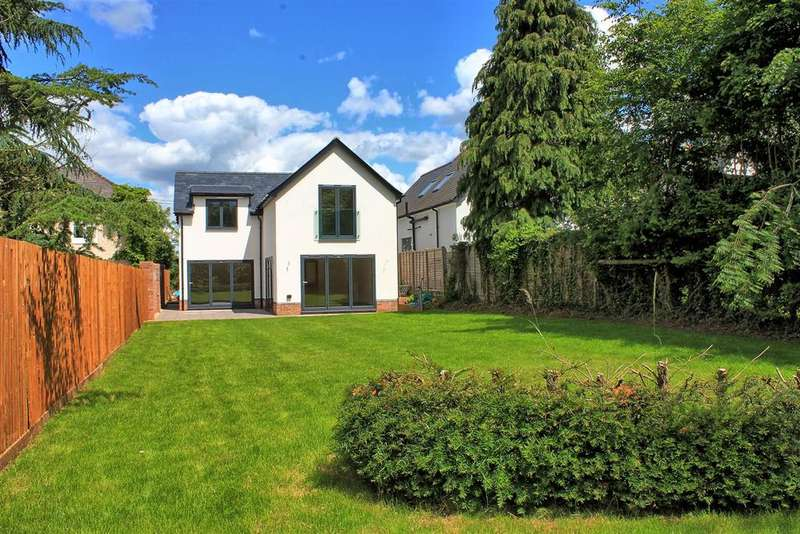 4 Bedrooms Detached House for sale in FURNEUX PELHAM, BUNTINGFORD