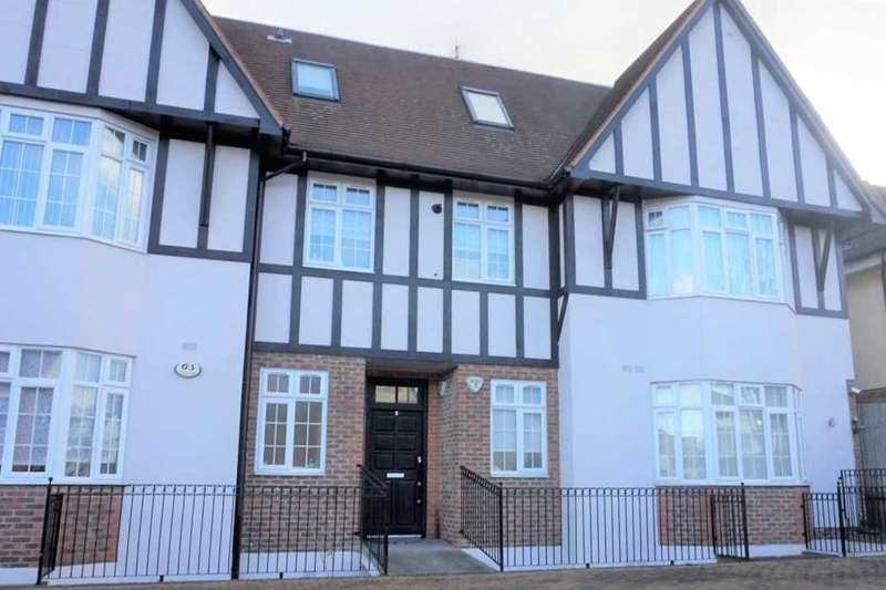 3 Bedrooms End Of Terrace House for sale in Eaton Court, Golders Green