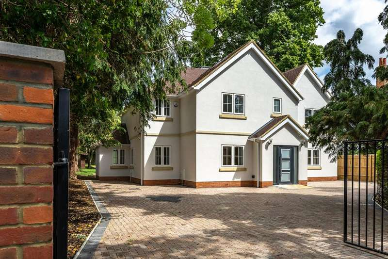 4 Bedrooms Detached House for sale in Altwood Road, Maidenhead