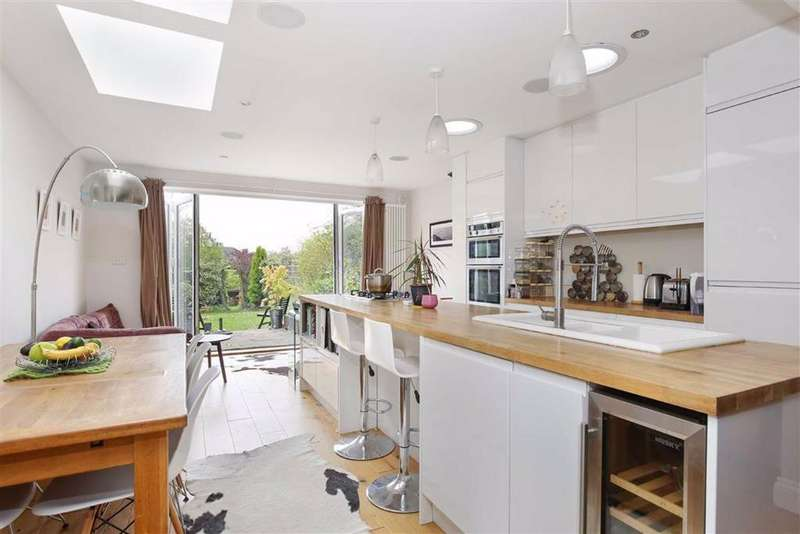 4 Bedrooms Terraced House for sale in Berkeley Road, Bishopston