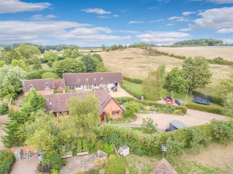 7 Bedrooms Detached House for sale in Coughton Fields Lane, Coughton, Alcester