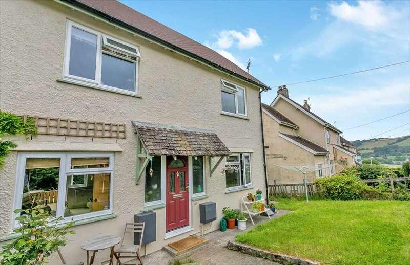 3 Bedrooms Semi Detached House for sale in Glebelands, Buckfastleigh