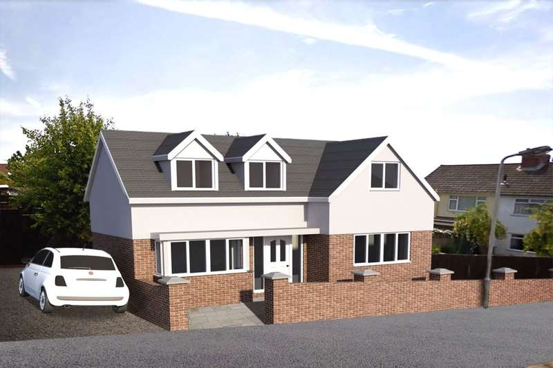 3 Bedrooms Detached House for sale in Joyes Road, Folkestone, CT19