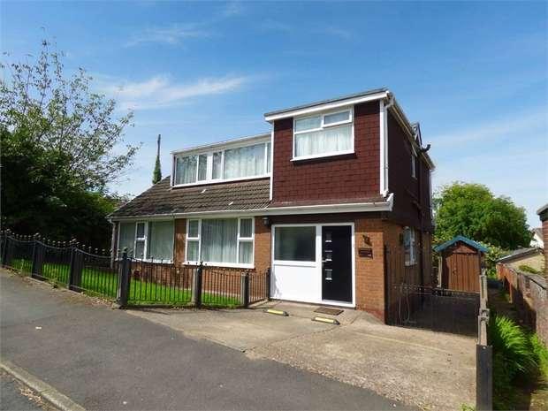 5 Bedrooms Detached Bungalow for sale in Sutton Drive, Droylsden, Manchester