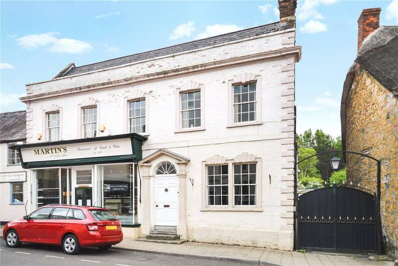 5 Bedrooms Shop Commercial for sale in Market Place, Castle Cary, Somerset, BA7