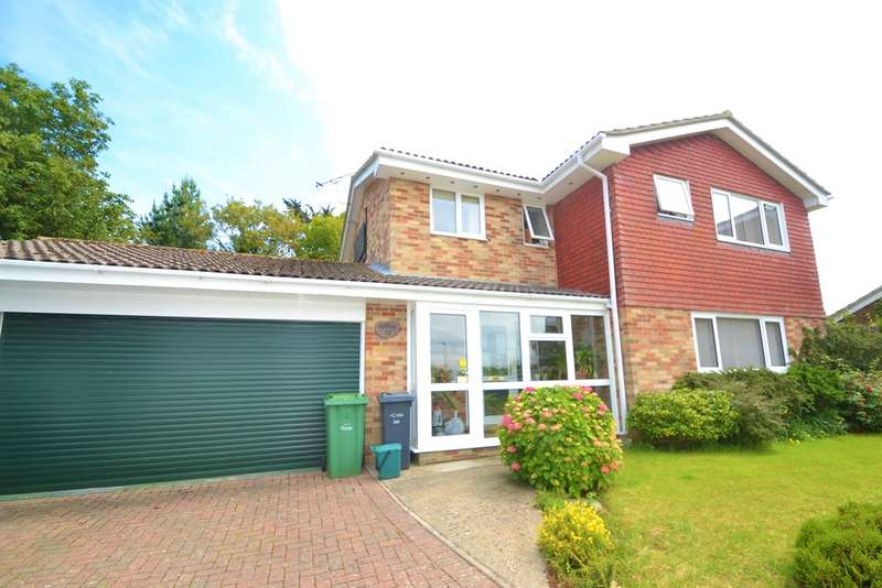 4 Bedrooms Detached House for sale in Horestone Rise, Seaview