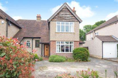 3 Bedrooms House for sale in Park Avenue, West Wickham