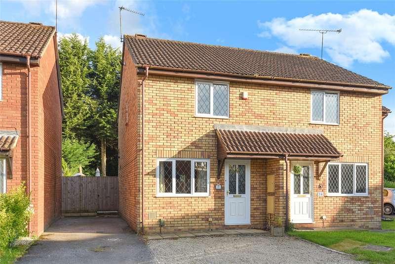 3 Bedrooms Semi Detached House for sale in Laburnum Road, Winnersh, Wokingham, Berkshire, RG41