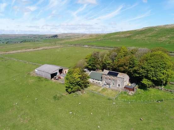5 Bedrooms Farm House Character Property for sale in Nenthead, Alston, Cumbria, CA9 3NA