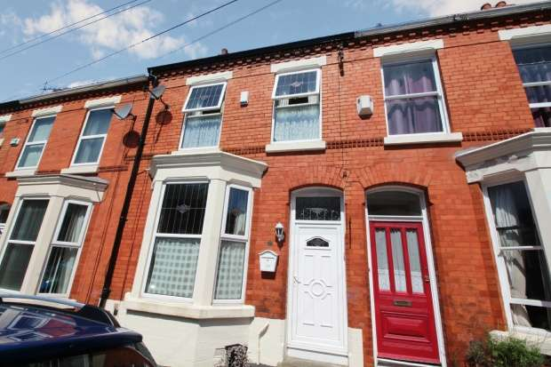 3 Bedrooms Terraced House for sale in Lisburn Road, Liverpool, Merseyside, L17 0BT