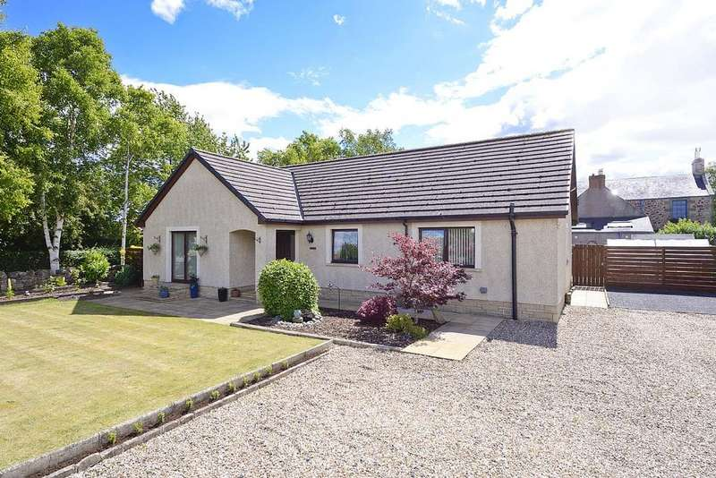 4 Bedrooms Detached Bungalow for sale in The Finches, ., Birgham TD12 4NE