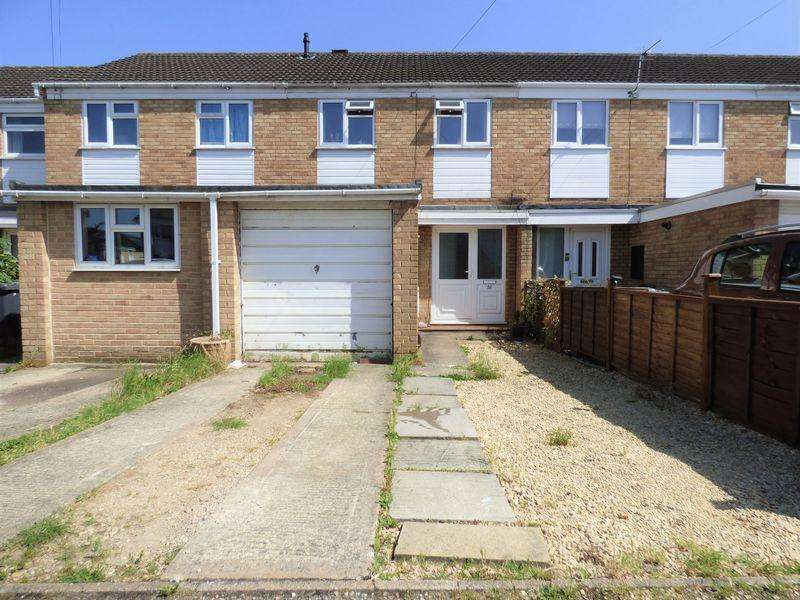 3 Bedrooms Terraced House for sale in Hadow Way, Gloucester