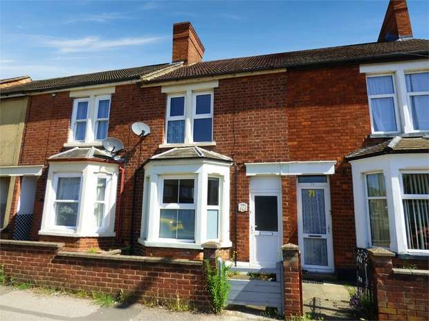 3 Bedrooms Terraced House for sale in Water Eaton Road, Bletchley, Milton Keynes, Buckinghamshire