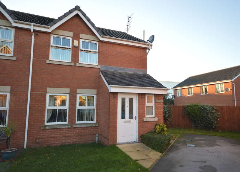 3 Bedrooms Semi Detached House for rent in Stonefont Close, Walton, Liverpool, L9