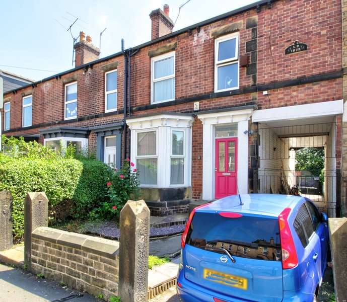 4 Bedrooms Terraced House for sale in Crookesmoor Road, Sheffield, South Yorkshire, S10