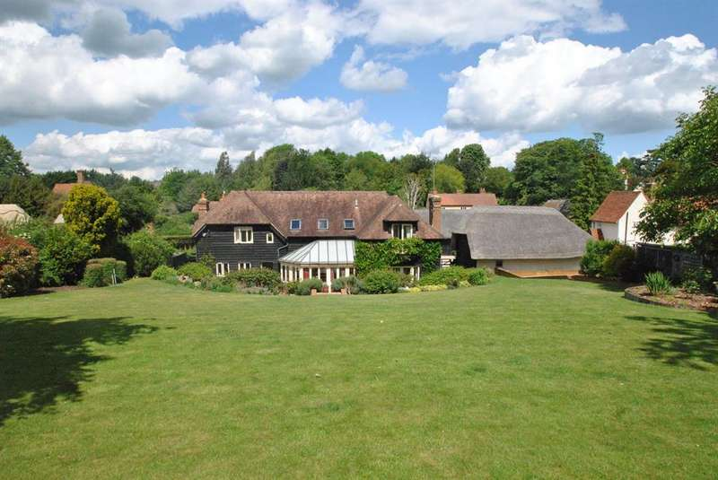 4 Bedrooms Detached House for sale in Great Hormead, Buntingford, SG9 0NT