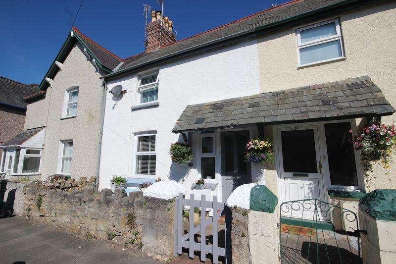 2 Bedrooms Terraced House for sale in Jubilee Street, Llandudno