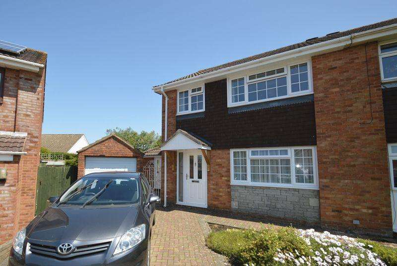 3 Bedrooms Semi Detached House for sale in Berry Hill, Coleford, Gloucestershire