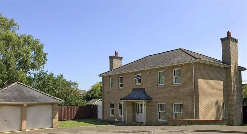 5 Bedrooms Detached House for sale in St Andrews Park, Soham