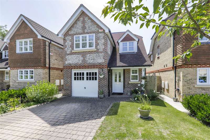 4 Bedrooms Detached House for sale in Williamson Close, Winnersh, Wokingham, Berkshire, RG41