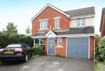 4 Bedrooms Detached House for sale in Hartley Close, Kilnhurst, Mexborough, South Yorkshire